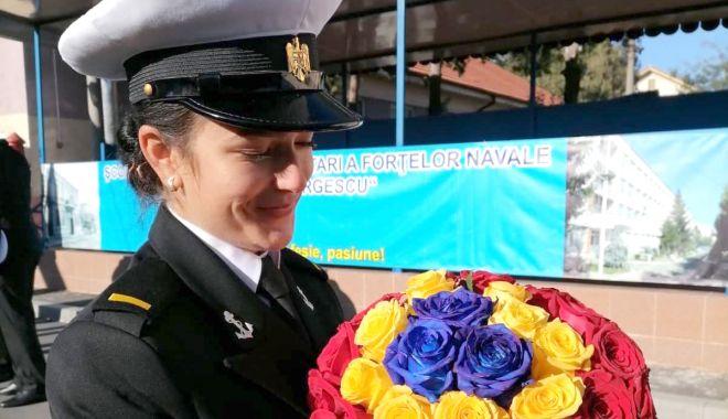 Povestea unei femei în uniformă. A lăsat contabilitatea şi a ales cariera de maistru militar de marină - povesteauneifemei2-1610380686.jpg