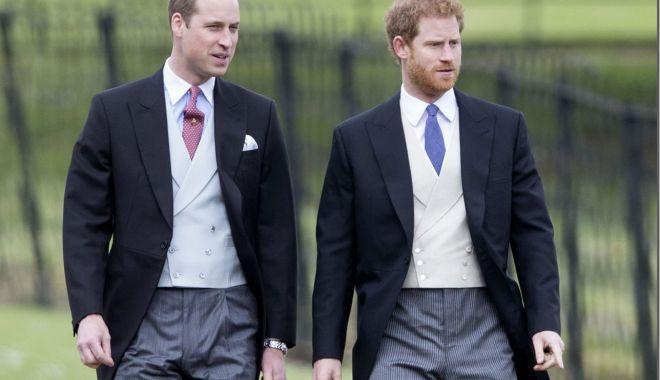 PEOPLE: Harry şi William nu vor merge unul lângă altul la înmormântarea prințului Philip - poza-1618561438.jpg