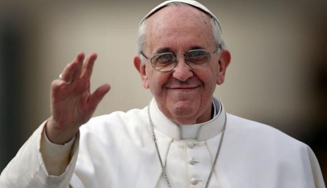 Foto: Papa Francisc face o vizită de trei zile în Bulgaria