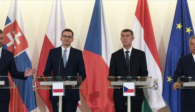 Premierii central-europeni au aniversat împreună trei decenii de la