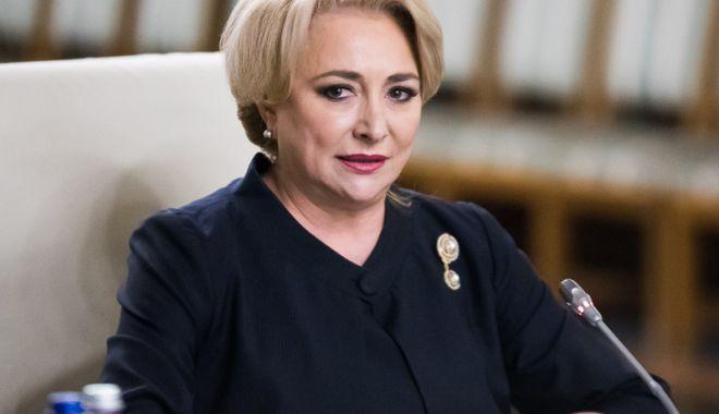 """Foto: Premierul Viorica Dăncilă: """"Vom lansa proiectul Centenar în martie"""""""