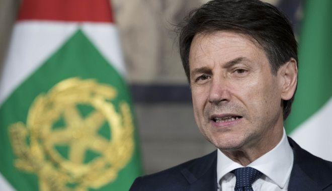 Foto: Premierul italian își va prezenta noul guvern de coaliție până miercuri
