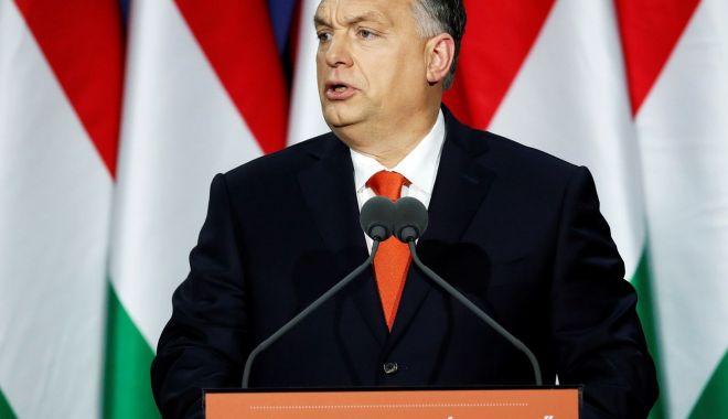 Foto: Premierul ungar Viktor Orban, reales la conducerea Fidesz