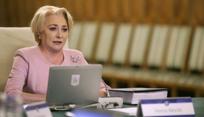 Premierul Dăncilă: