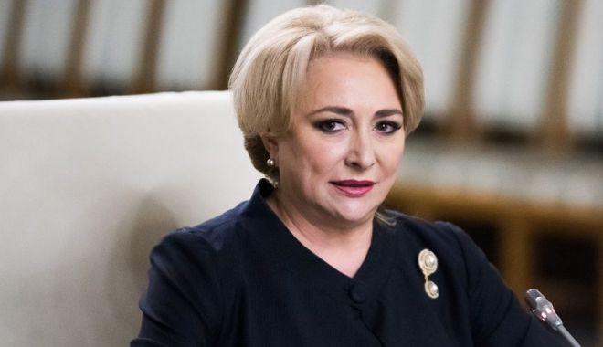 Foto: Viorica Dăncilă: Nu am încă un răspuns de la președinte în privința nominalizărilor de miniștri
