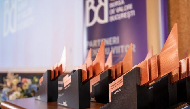 Foto: Premiile Bursei de Valori București pe anul 2019