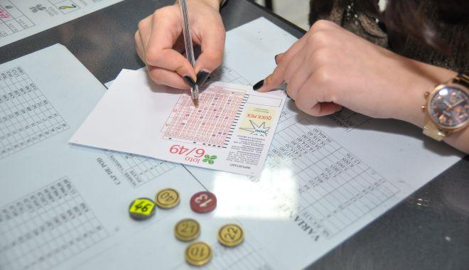 Foto: Premii uriașe la tragerile loto din week-end