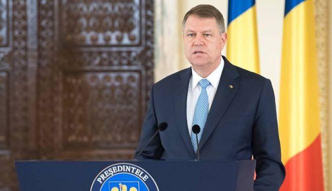 Președintele Klaus Iohannis a promulgat legea privind distribuția de asigurări - presedintele-1538755438.jpg