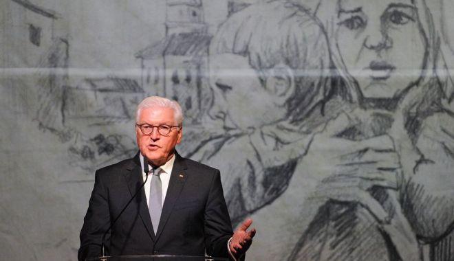 Foto: Președintele german le-a cerut iertare polonezilor