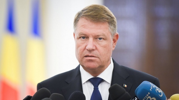 Klaus Iohannis, mesaj la ora 18.00 despre violențele din Piața Victoriei - presedinteleklausiohannisreactie-1534159447.jpg