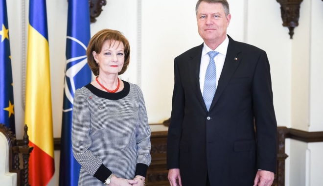 Foto: Klaus Iohannis, întâlnire cu principesa Margareta, la Cotroceni. Iată despre ce au discutat