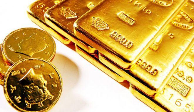 Prețul aurului a scăzut cu 0,52% - pretulaurului1407-1610988815.jpg
