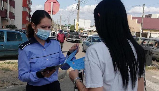 Polițiștii din Constanța vor să prevină fuga minorilor din centrele de plasament - prevenireplasament-1611256528.jpg