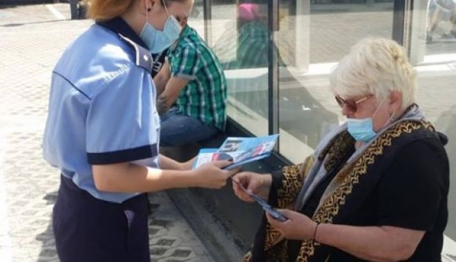 Foto: Sfaturi de la polițiști, pentru a vă proteja de infractori