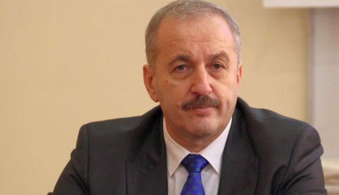 """Foto: Vasile Dâncu: """"În 27 septembrie, putem avea o prezenţă foarte scăzută la vot"""""""