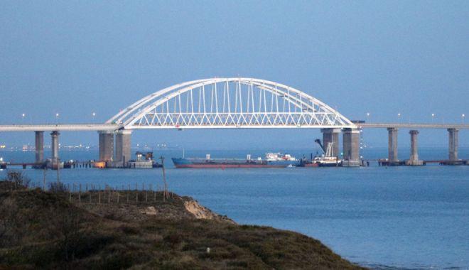 Foto: Prima reacție a MAE, pe fondul conflictului ruso-ucrainean  din Marea Neagră