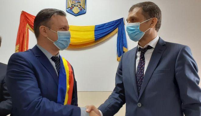 """Consiliul Local Hârşova, constituit legal. """"Pornesc în acest mandat cu gânduri pozitive"""" - primariaharsova1-1603731535.jpg"""