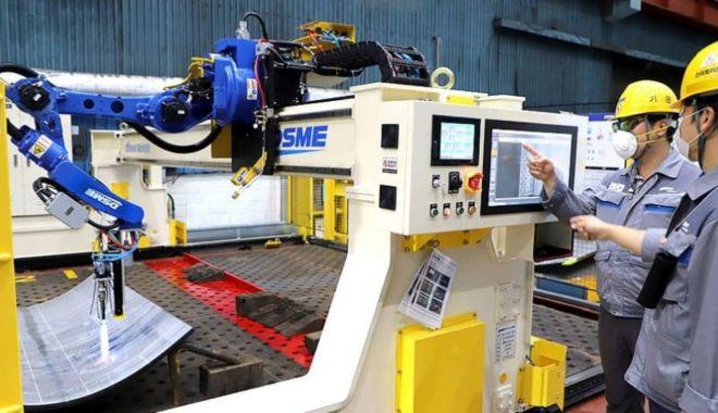 Primul robot care execută controlul nedistructiv al cordoanelor de sudură - primulrobotcareexecutacontroluln-1606935260.jpg