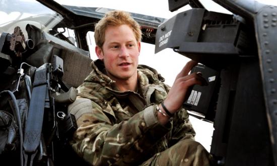Foto: Prințul Harry anunță că își va încheia cariera militară