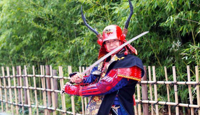 Foto: Proba de iscusință  a samurailor