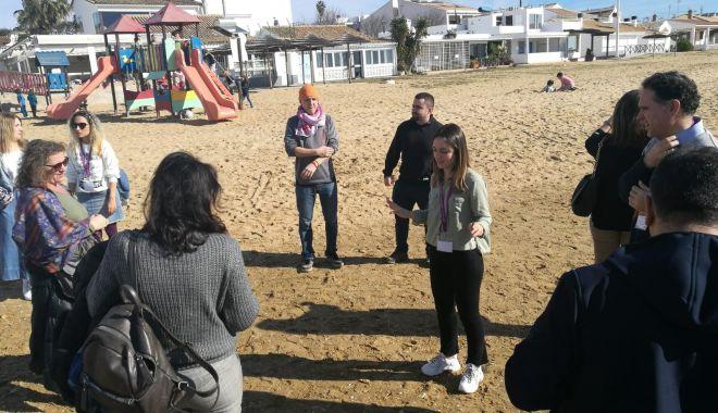 Foto: Profesori din Medgidia, participanți la cursuri de perfecționare în Spania