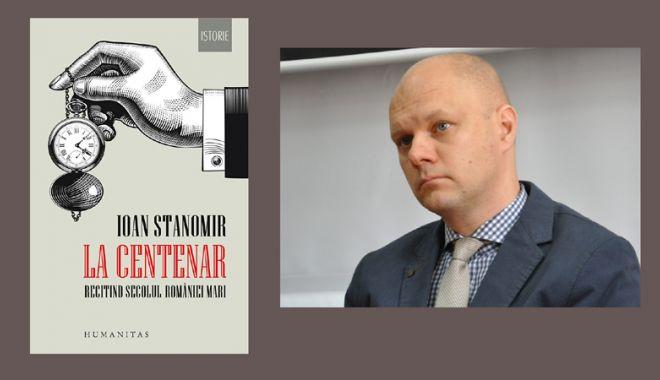 """Foto: Lansare de carte, la Universitatea """"Ovidius"""""""