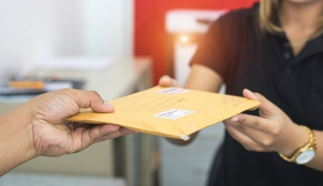 Foto: Program mai scurt la Poștă, până pe 1 aprilie