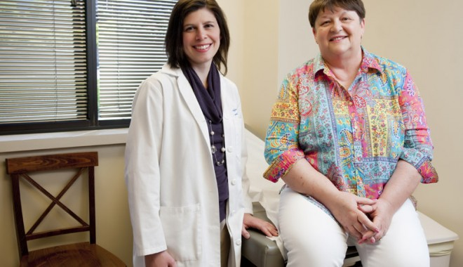 Foto: A început programul de depistare a cancerului de col uterin