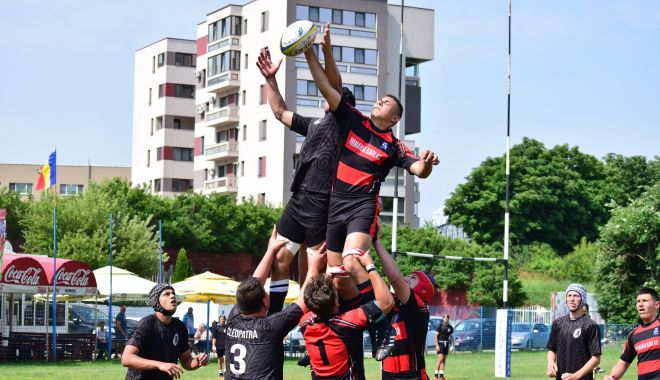 """Foto: Proiect pe 4 ani pentru rugby-ul constănțean. """"Să ne unim forțele!"""""""