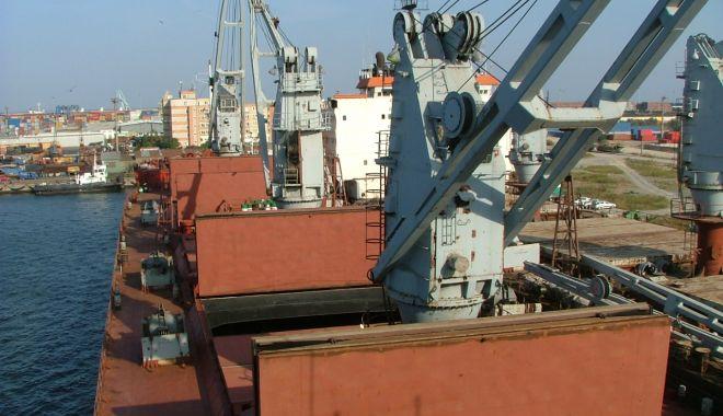 Foto: Proiectul de reînființare a flotei maritime comerciale sub pavilion românesc este în lucru