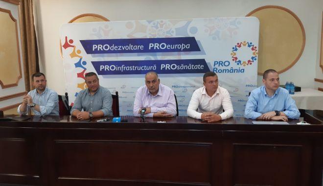Pro România și-a prezentat candidații la primăriile Cernavodă, Topraisar și Amzacea - proromania-1594402205.jpg