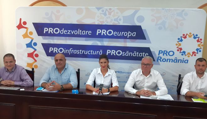Pro România și-a prezentat candidații pentru funcția de primar la Mangalia, Dumbrăveni și Limanu - proromania3-1595002446.jpg