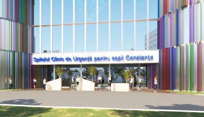 """Foto: Pro România propune construirea unui spital pentru copii la Constanța. """"Este o necesitate reală și urgentă!"""""""