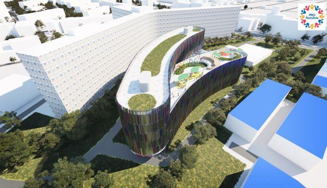 Pro România propune construirea unui spital pentru copii la Constanța.