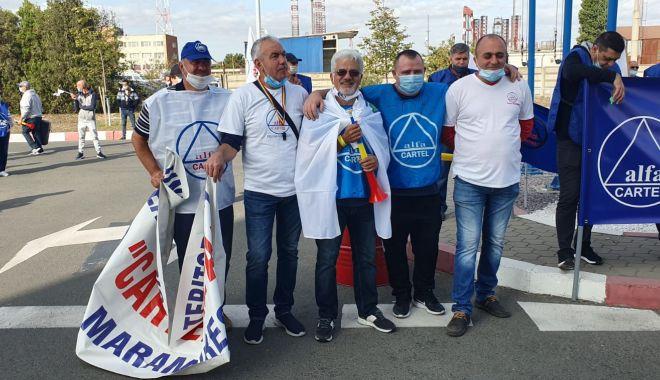 Protestul din portul Constanța se va muta în fața Ambasadei Emiratelor Arabe Unite - protestulportuarilor5-1600884059.jpg
