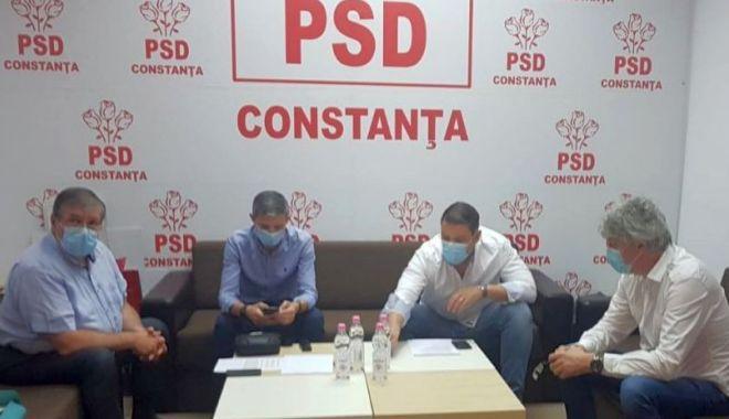 Proiectul Spitalului regional, atacat la CCR de Iohannis. Cum a reacționat PSD Constanța - psd-1592578808.jpg