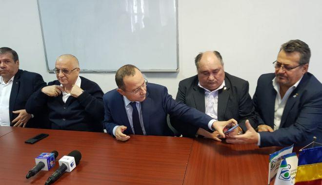 """Foto: PSD și PNȚCD s-au aliat. """"O susținem pe Viorica Dăncilă!"""""""