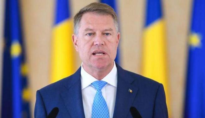 Iohannis: E bine să începem un proces de reflecție asupra viitorului NATO, dar sub conducerea secretarului general - ptc4mczoptq0mczoyxnopteynwmxytlh-1575459243.jpg