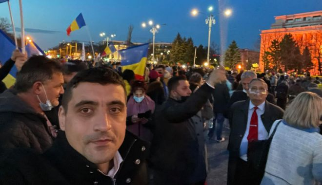 Diana Șoșoacă, George Simion și Claudiu Târziu, amendați cu câte 15.000 de lei după protestul de luni - ptc4mczoptq0mczoyxnopthjntgynji5-1617258906.jpg