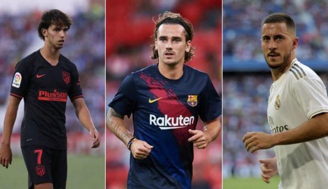 Foto: Așa arată topul celor mai scumpe 10 transferuri din această vară