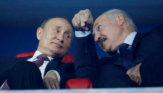Lukaşenko: Dacă este nevoie, armata rusă poate ajunge în 24 de ore în Belarus - putin-1622625789.jpg