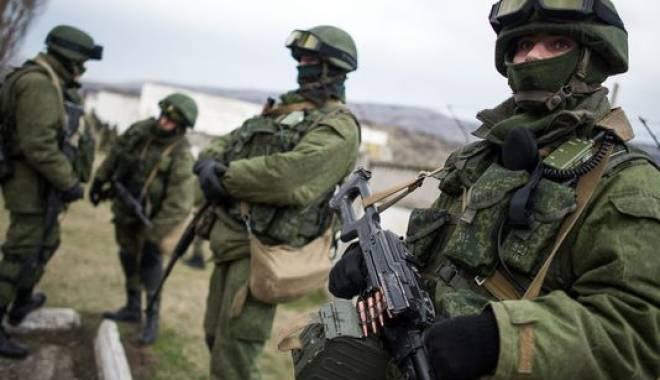 Foto: Un militar rus, condamnat la 14 ani de închisoare în Ucraina