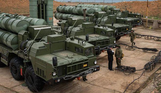 Foto: Rachete rusești. Ankara respinge presiunile americane