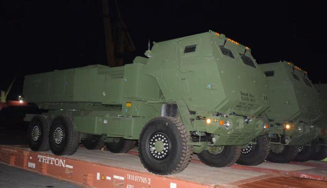 Primul sistem de rachete cu bătaie mare HIMARS a ajuns în România - rachetehimars-1614020937.jpg