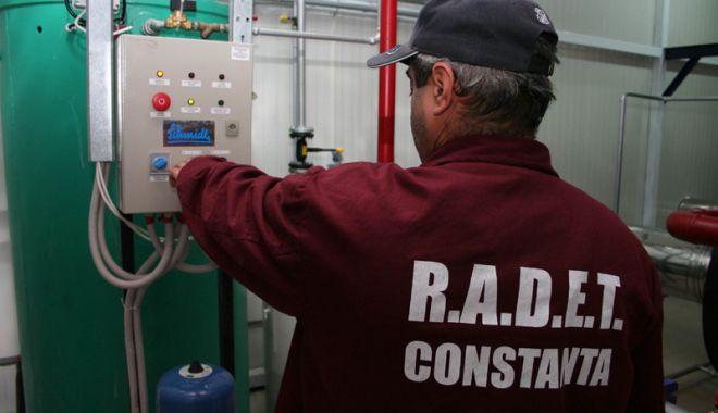 Foto: Informare de la RADET, pentru constănțeni