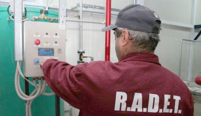 Foto: Anunț important de la RADET. Începe citirea contoarelor