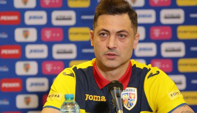 """Fotbal, echipa naţională / Rădoi: """"Nu stau pe acest scaun doar pentru a mă numi selecţioner"""" - radoi-1602757822.jpg"""