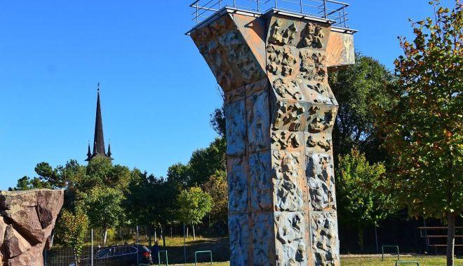 Vești bune pentru amatorii de escaladă! La Gravity Park este permis accesul în zona de climbing! - raedppturnescalada3-1600713547.jpg