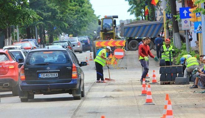 Trafic auto restricționat, la Constanța, din cauza unei avarii RAJA - raja-1595830592.jpg