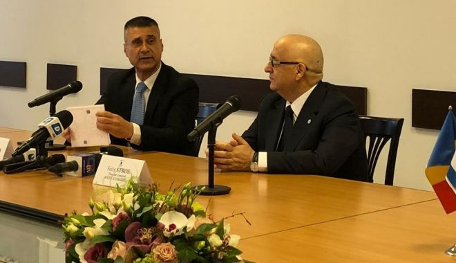 Ambasadorul statului Israel, în vizită la RAJA Constanța - rajaambasador11febr-1581422017.jpg